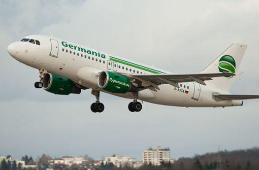 Aus für Germania - Berliner Airline hebt nicht mehr ab