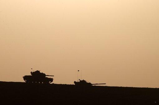 USA sehen in Kobane Fortschritte
