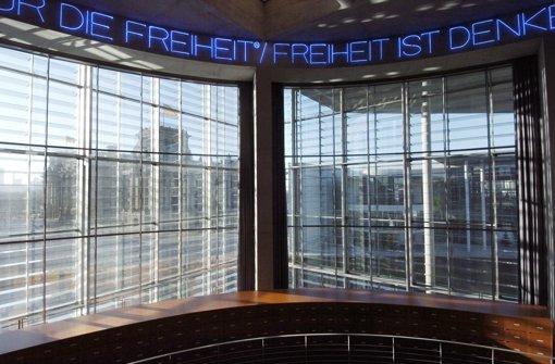 Wo sich boshafte Zitate für Bundestagsreden finden