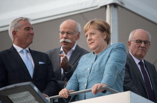 Nächste Klippe für Angela Merkel