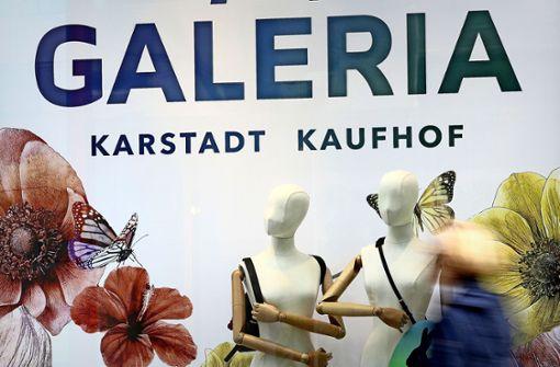 5500 Kaufhof-Mitarbeiter von Aus bedroht
