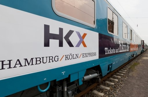Private Konkurrenz für die Bahn