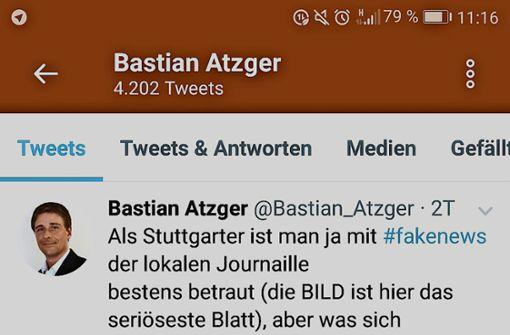 Stefan Kaufmann   rügt  Geschäftsführer für Medienschelte