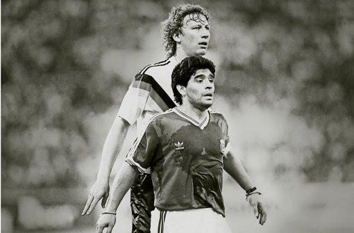 Maradona vor WM-Finale optimistisch