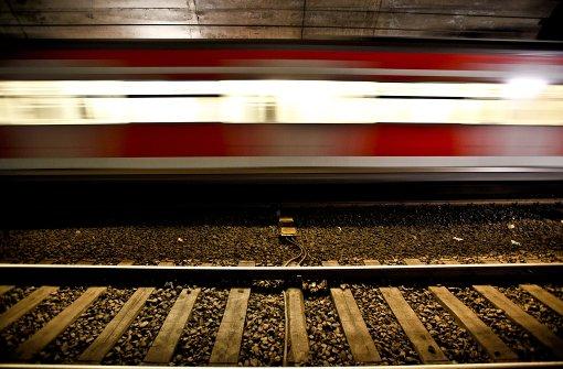 Stellwerksausfall am Bahnhof Marbach behoben