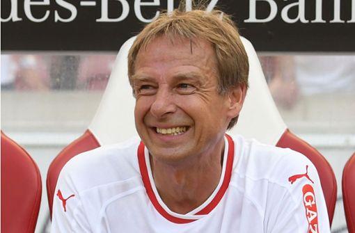 Jürgen Klinsmann bezieht Stellung zu VfB-Gerüchten