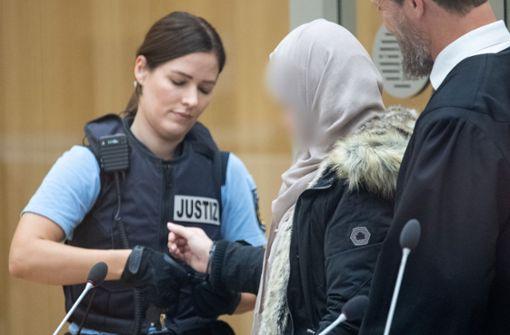 Deutsche IS-Heimkehrerin erhält mehrjährige Haftstrafe