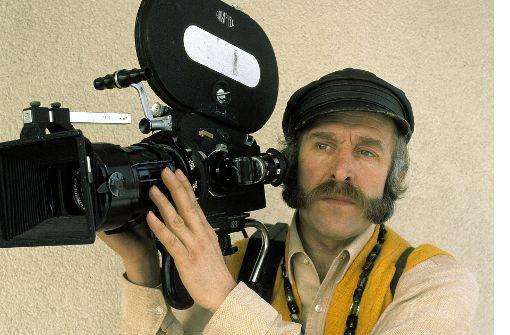 Ein unerschrockener Kameramann