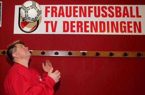 Aus Derendingen an die Torwand des ZDF