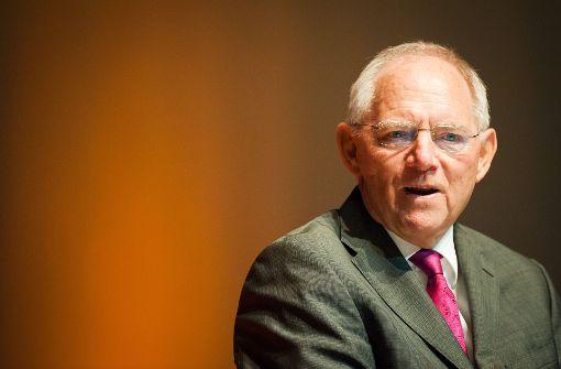 Das neue  Amt hat Schäuble schon länger im Kopf