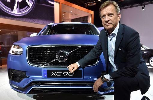 Volvo will keine neuen Diesel-Motoren mehr entwickeln