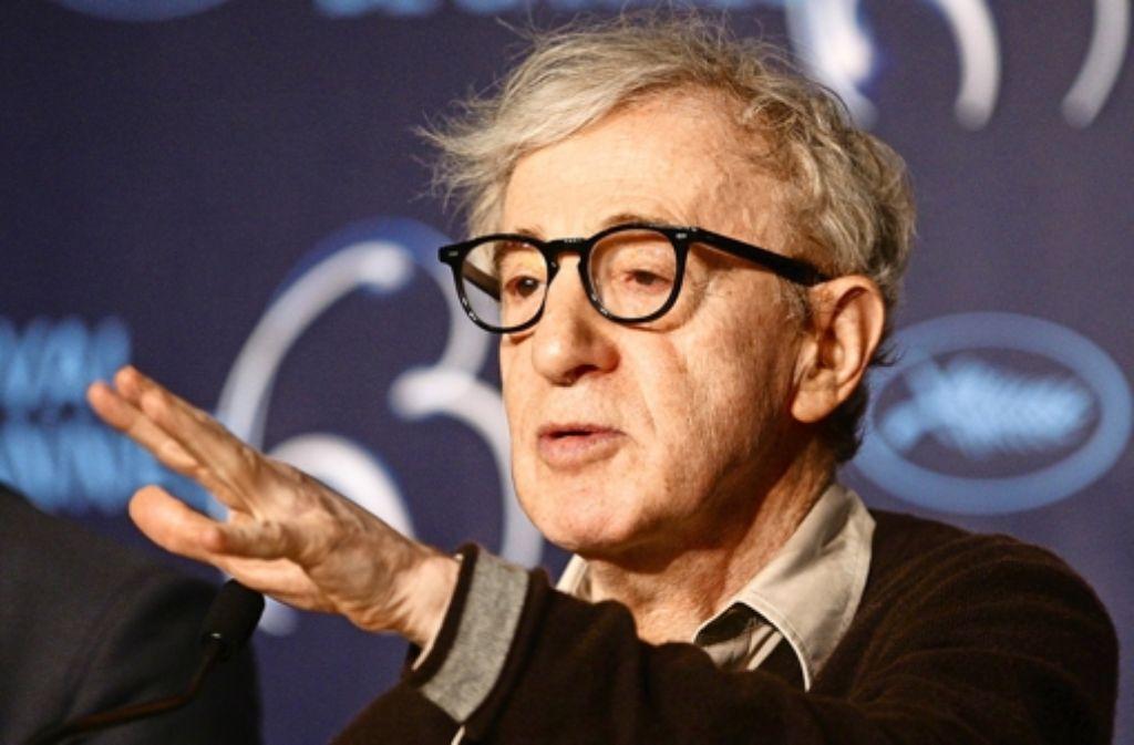 Woody Allen hat noch viele Pläne. Foto: dpa