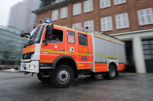Mülltonnen in Brand geraten