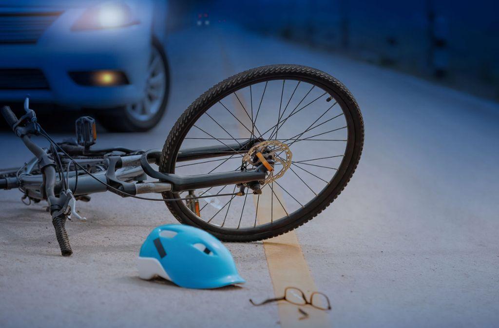 Der Unfall ereignete sich in Stuttgart-West. (Symbolbild) Foto: Shutterstock/Toa55