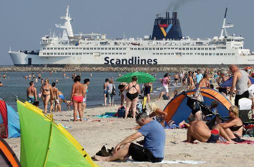Fähren zwischen Dänemark und Deutschland evakuiert