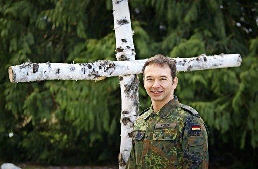 Neue Karriere als Militärseelsorger