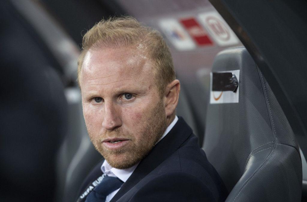 Ludovic Magnin wurde mit dem VfB Stuttgart Deutscher Meister. Foto: KEYSTONE