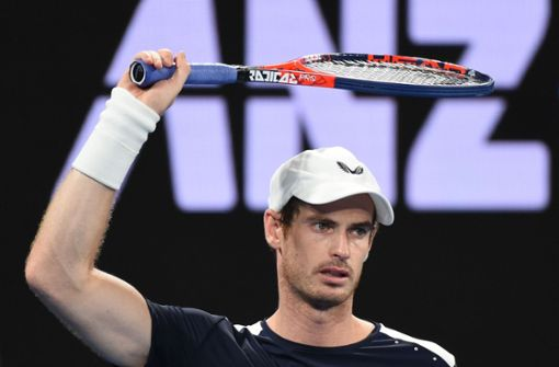 Andy Murray verabschiedet sich mit Vier-Stunden-Match