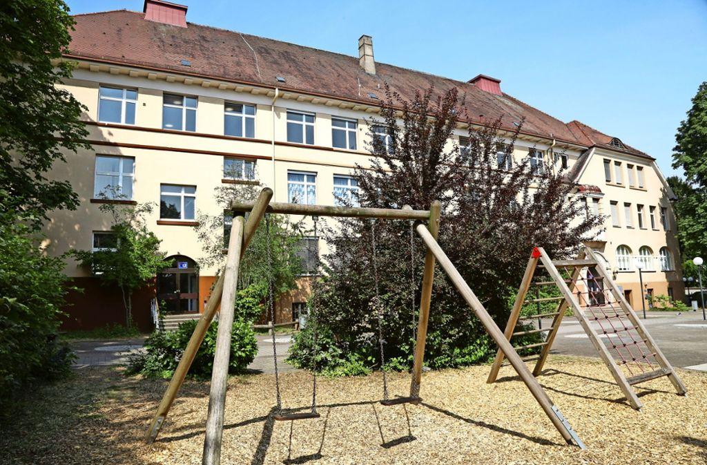 Eine Mensa für den Ganztagsbetrieb fehlt noch in der Förderschule. Foto: Patricia Sigerist