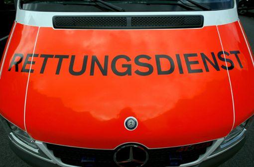 61-Jähriger bei Auffahrunfall schwer verletzt