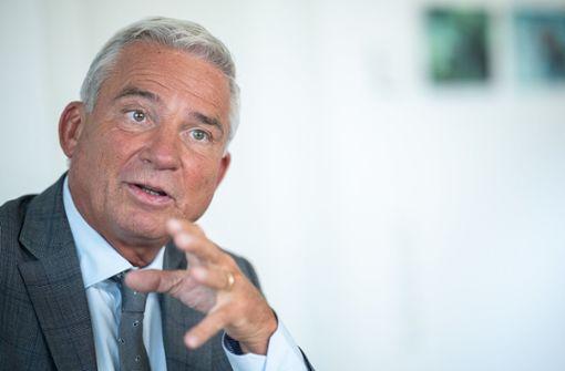 Thomas Strobl begrüßt Blockade des geplanten Truppenabzugs
