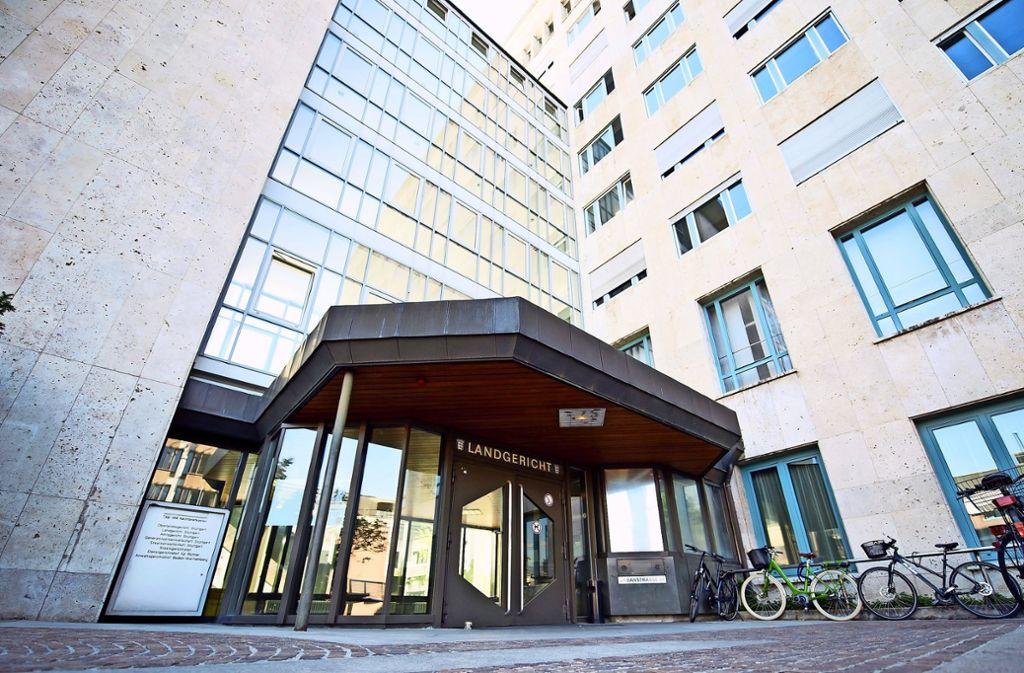 Der Fall wurde vor dem Landgericht Stuttgart verhandelt. Foto: dpa