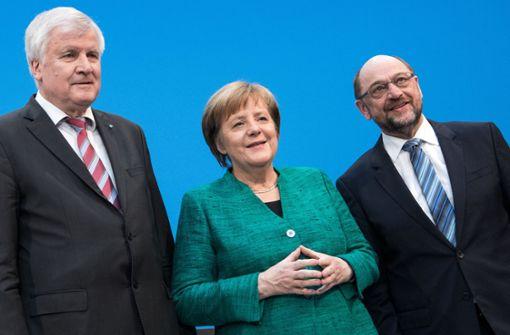 Die SPD sahnt bei  Ministerposten ab