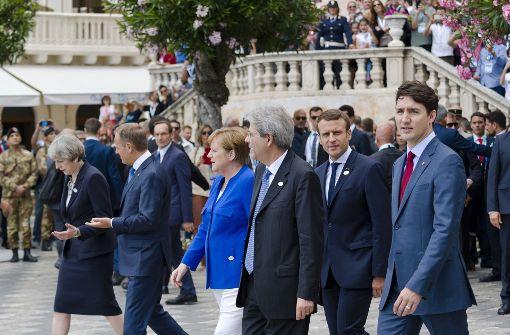 G7 einigen sich auf stärkere Terrorbekämpfung