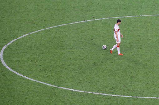 Vier VfB-Spieler bekommen eine Fünf