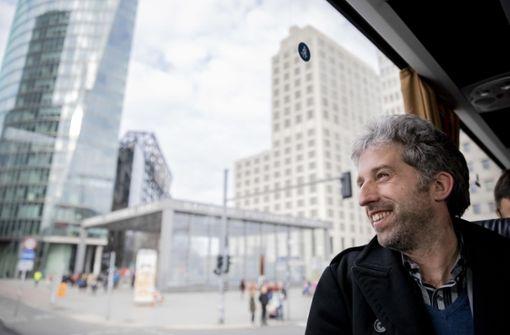 Tübinger OB kritisiert Radwege-Situation in Berlin