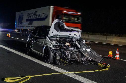 Fehler beim Überholen führt zu schwerem Unfall
