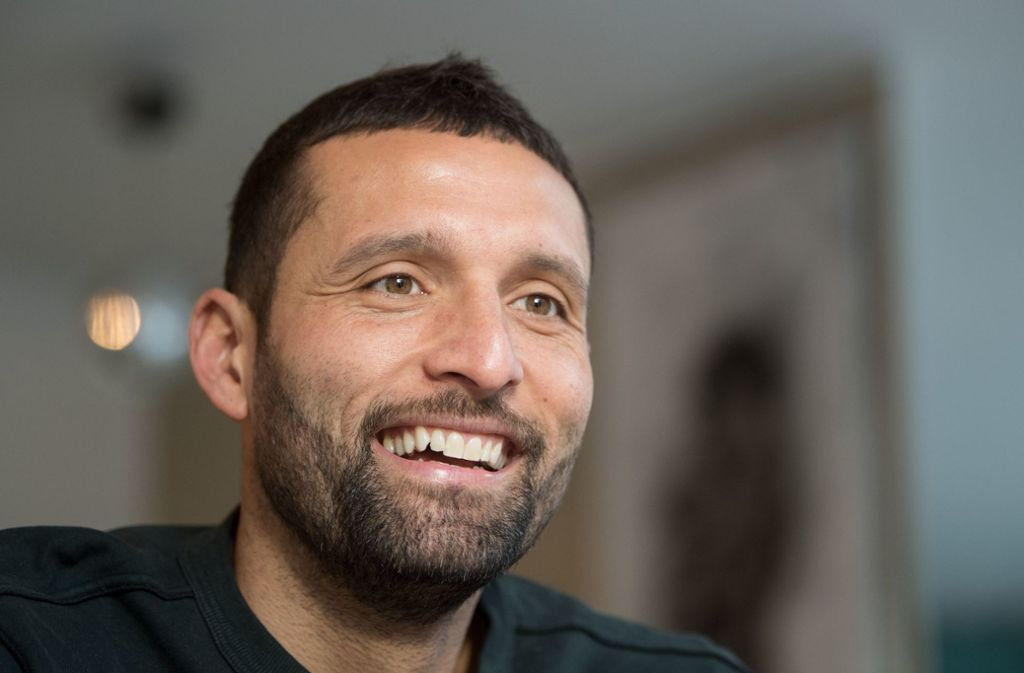 Kevin Kuranyi ging jahrelang für den VfB Stuttgart auf Torejagd. Foto: dpa/Marijan Murat