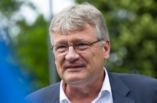 AfD will Kandidaten früh wählen –  Jörg Meuthen übt Kritik