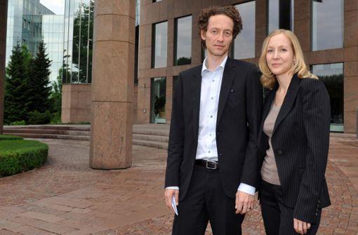 Lars Schlecker tritt seine Haftstrafe an