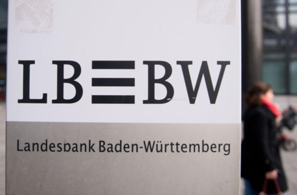 Wegen des Verdachts der Untreue müssen sich zwei frühere Manager der LBBW Immobilien GmbH vor Gericht verantworten. Foto: dpa