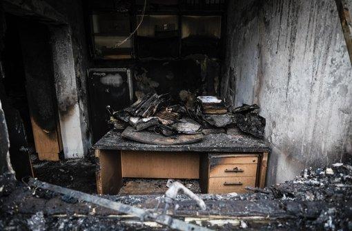 Kretschmann verurteilt Brandanschlag