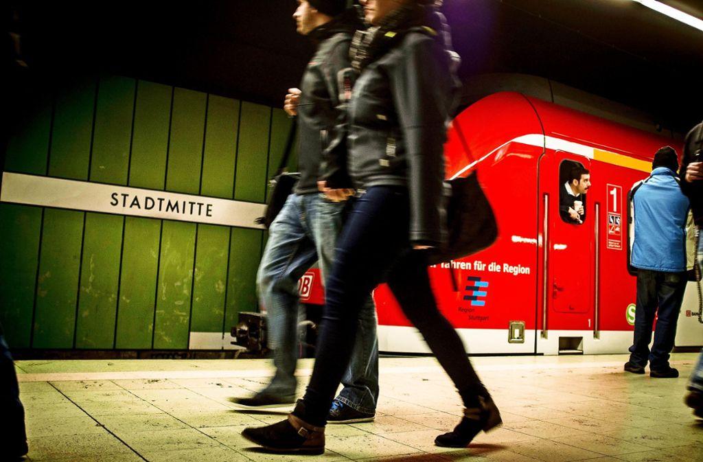 Die Regionalfraktionen  fordern Verbesserungen im S-Bahnnetz. Foto: Lichtgut/Leif Piechowski