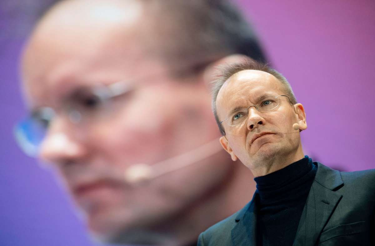 Showtime: Die Präsentationen des früheren Wirecard-Chefs Markus Braun glichen Hochämtern des Finanzkapitalismus Foto: picture alliance/dpa