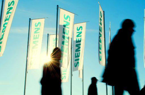 Bei Siemens droht der Kahlschlag