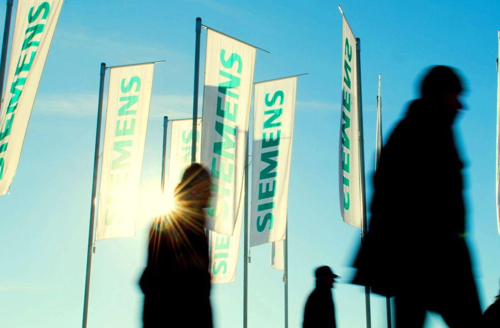 Ein Drittel der Beschäftigten in der Kraftwerkssparte von Siemens arbeiten an deutschen Standorten. Foto: dpa