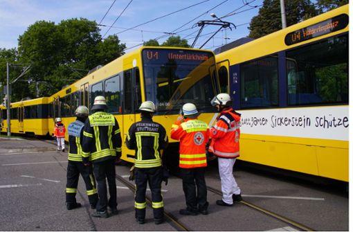 Fahrtenschreiber soll Stadtbahnunfall klären