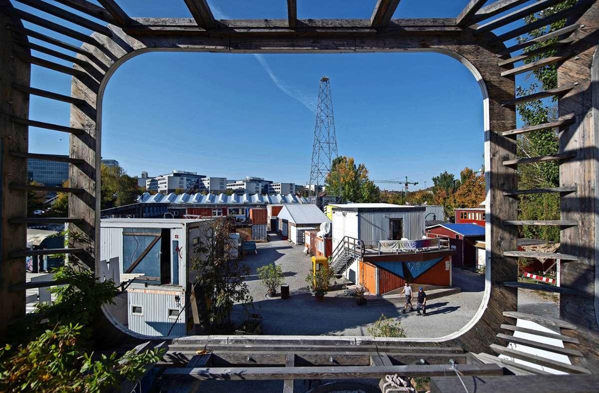 Der Kunstverein Wagenhallen e. V. erhält Landesmittel für ein dreitägiges Festival. Foto: dpa/Marijan Murat