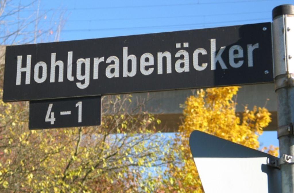 Die Bebauung der Zazenhausener Hohlgrabenäcker sorgt für Wirbel. Foto: Zeyer