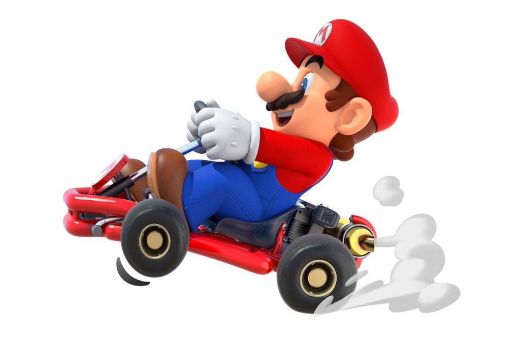 Ab 25. September ist Mario Kart Tour zu haben – vorbestellen können Nutzer die App allerdings schon jetzt. Foto: /Nintendo
