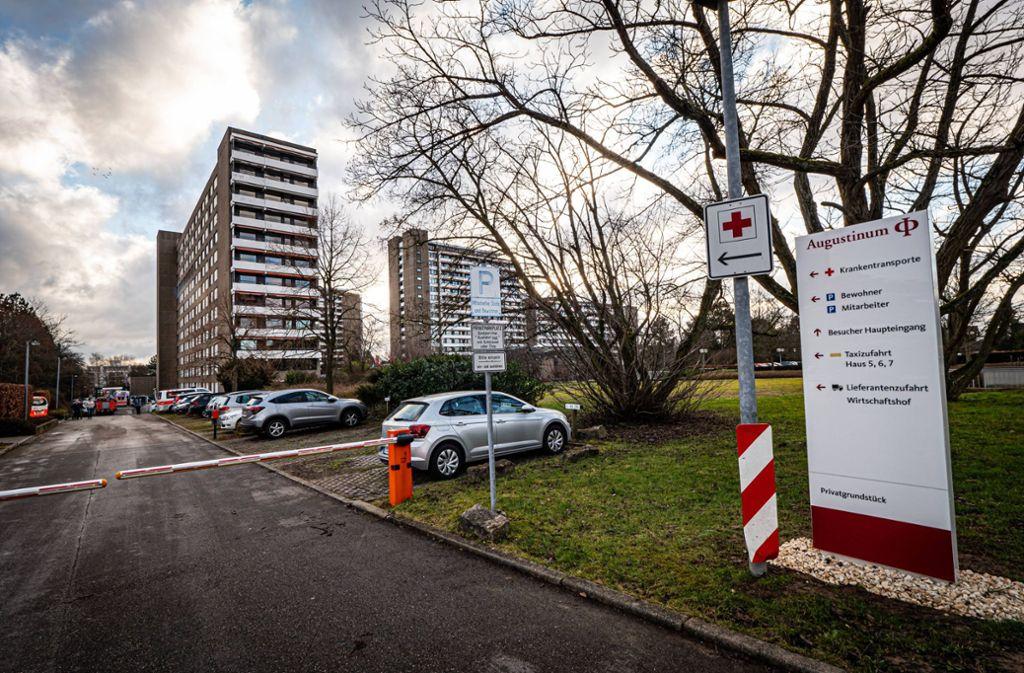 Die 96-Jährige war bei dem Brand schwer verletzt worden. Foto: 7aktuell.de/Alexander Hald