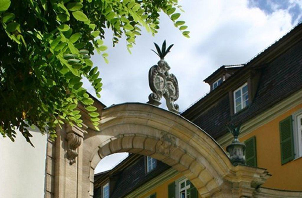 In Nürtingen liegt das zentrale Hochschulgebäude mitten in der Altstadt. Foto: HfWU