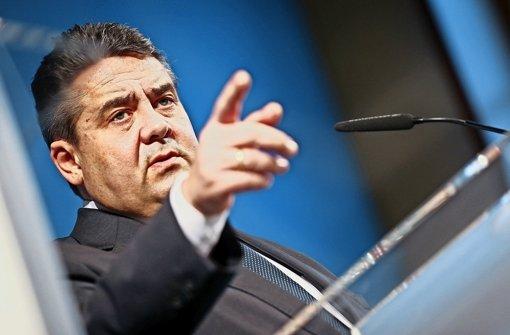 Sigmar Gabriel  gilt in seiner Partei inzwischen als Problemfall. Foto: dpa