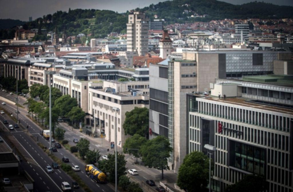Entlang der Bundesstraße soll ein Boulevard entstehen. Foto: Achim Zweygarth