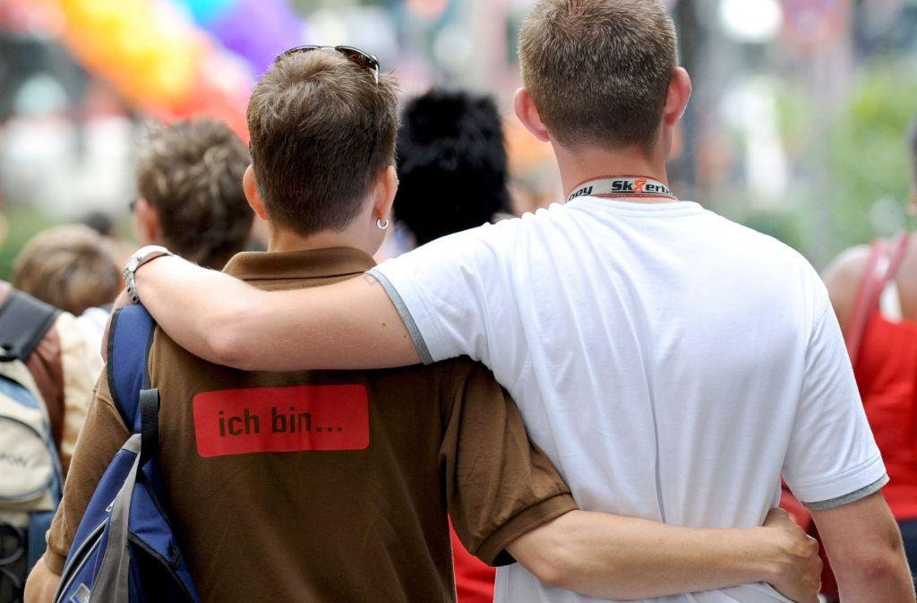 Mit Blick auf die Home-Ehe rumort es in der Evangelischen Kirche. Foto: dpa