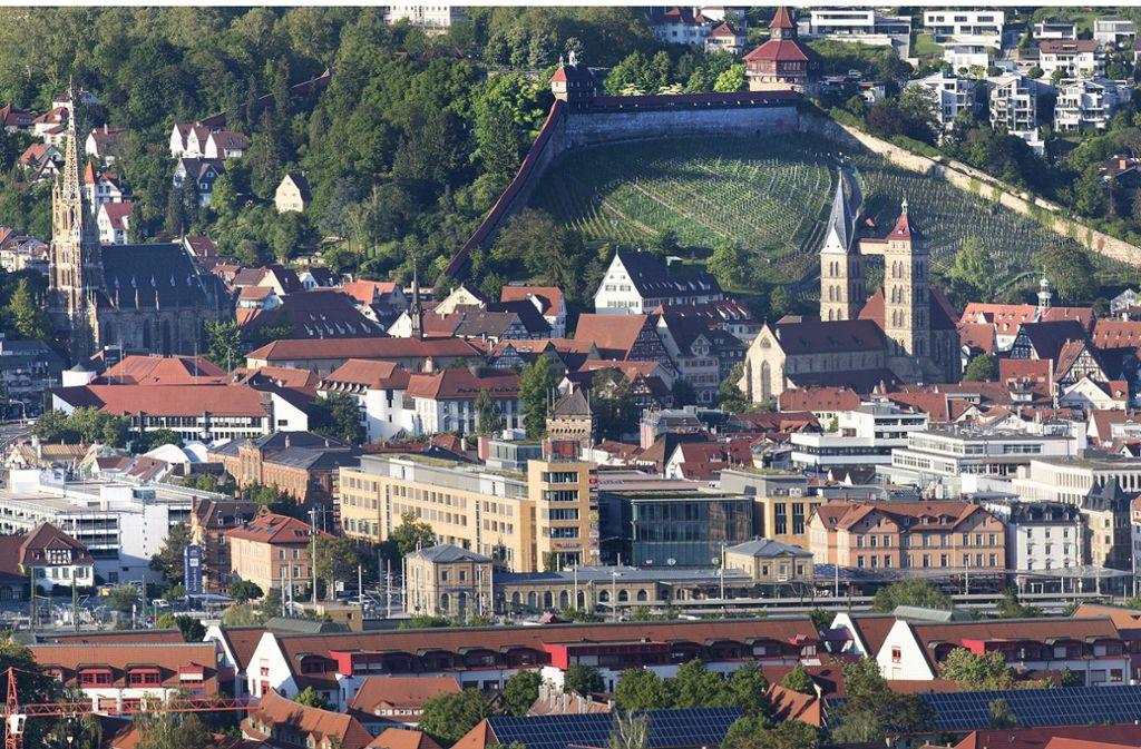 Die Luft und  das Stadtbild in Esslingen sollen sich in diesem Jahr  verändern. Foto: /Horst Rudel